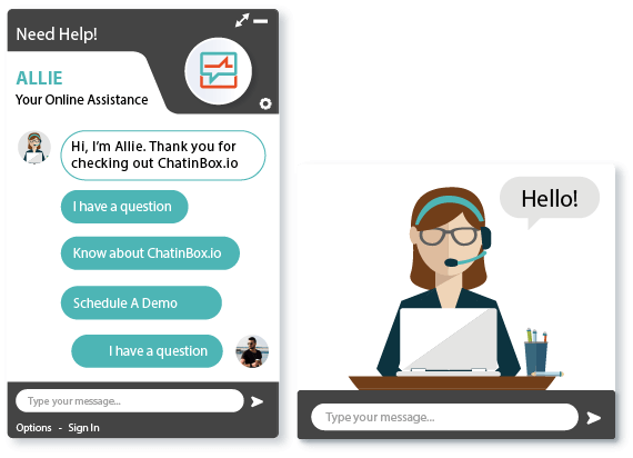automated chat bot