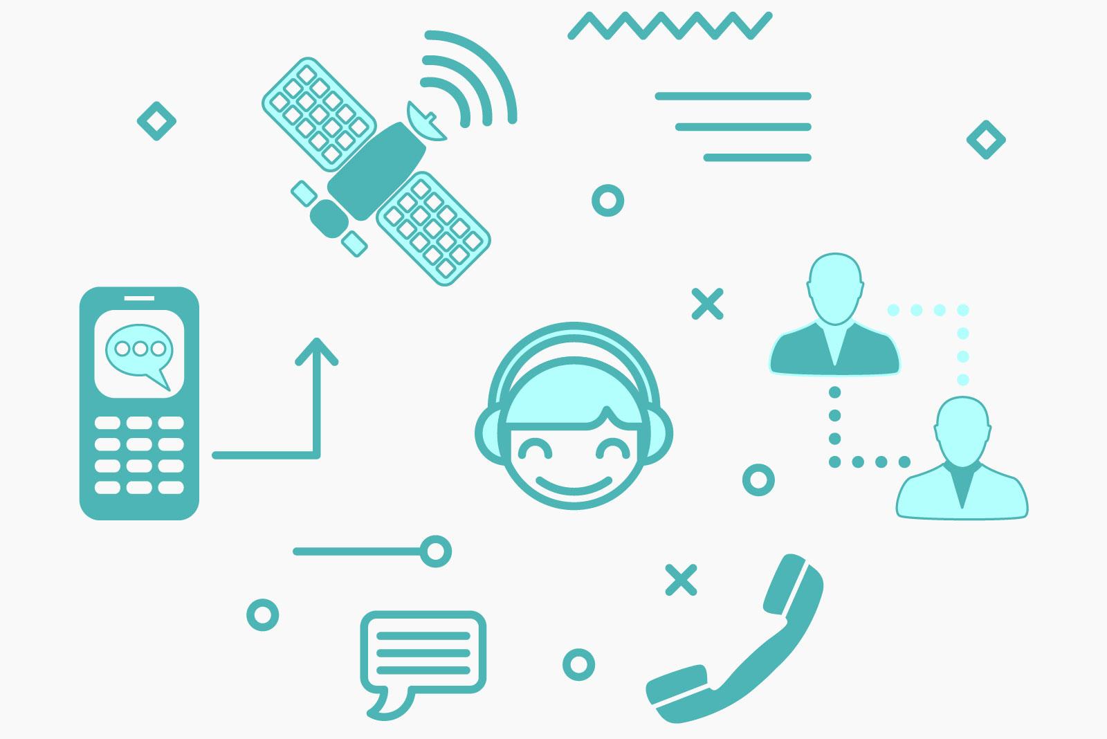 Bots for Telecommunications